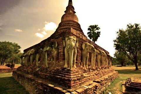 尊享泰王国6天5晚游
